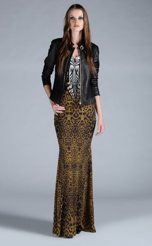 Long dress - ROBERTO CAVALLI - 88% Polyamid, 12% Elastane