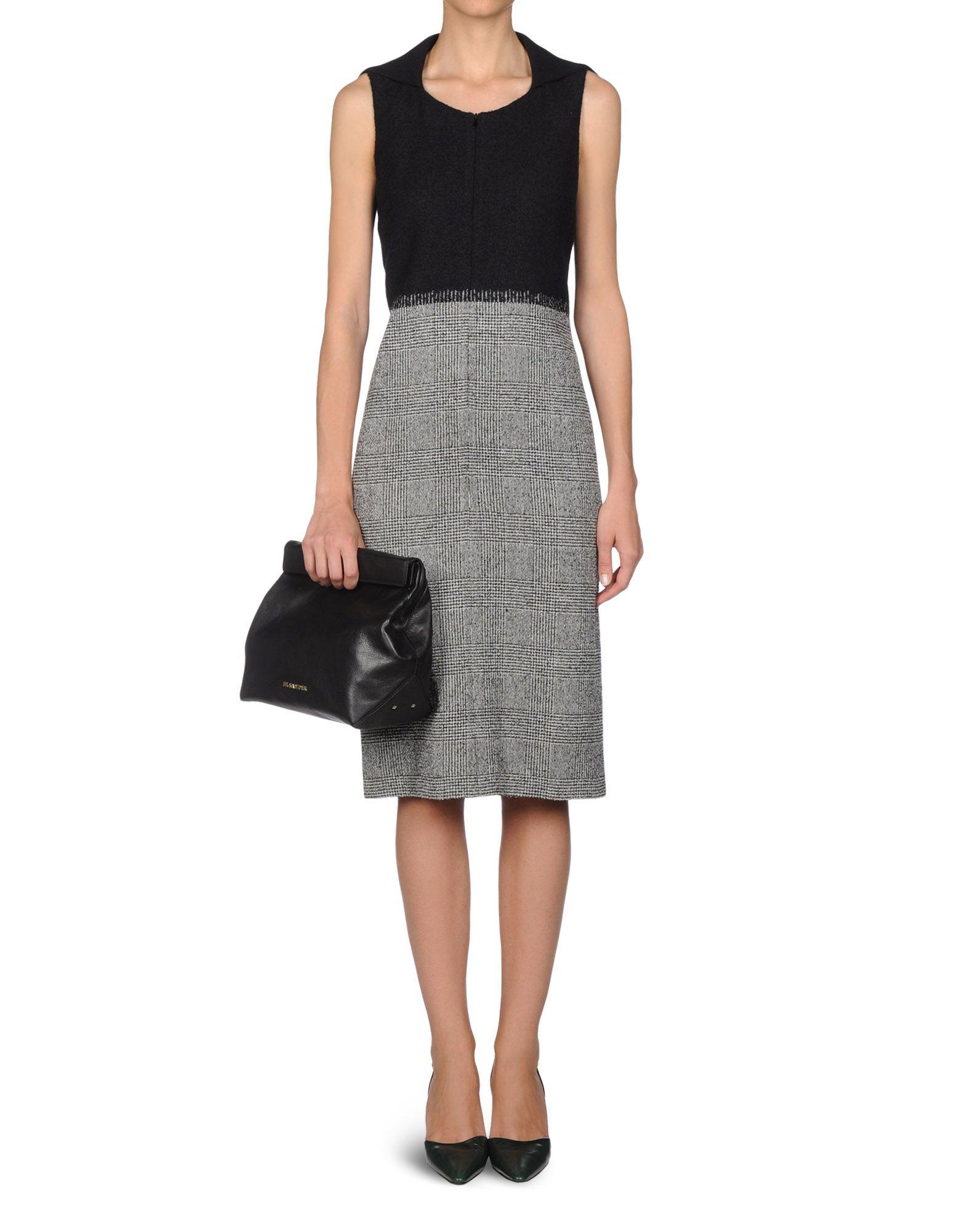 Kleid - JIL SANDER Online Store