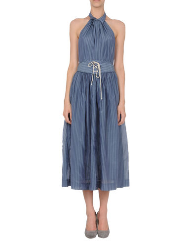 3.1 PHILLIP LIM - 3/4 length dress