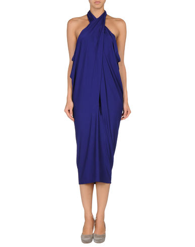 DONNA KARAN - 3/4 length dress