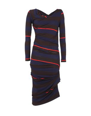 3/4 length dress Women's - VIVIENNE WESTWOOD ANGLOMANIA