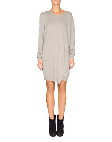 Twisted Cashmere Dress