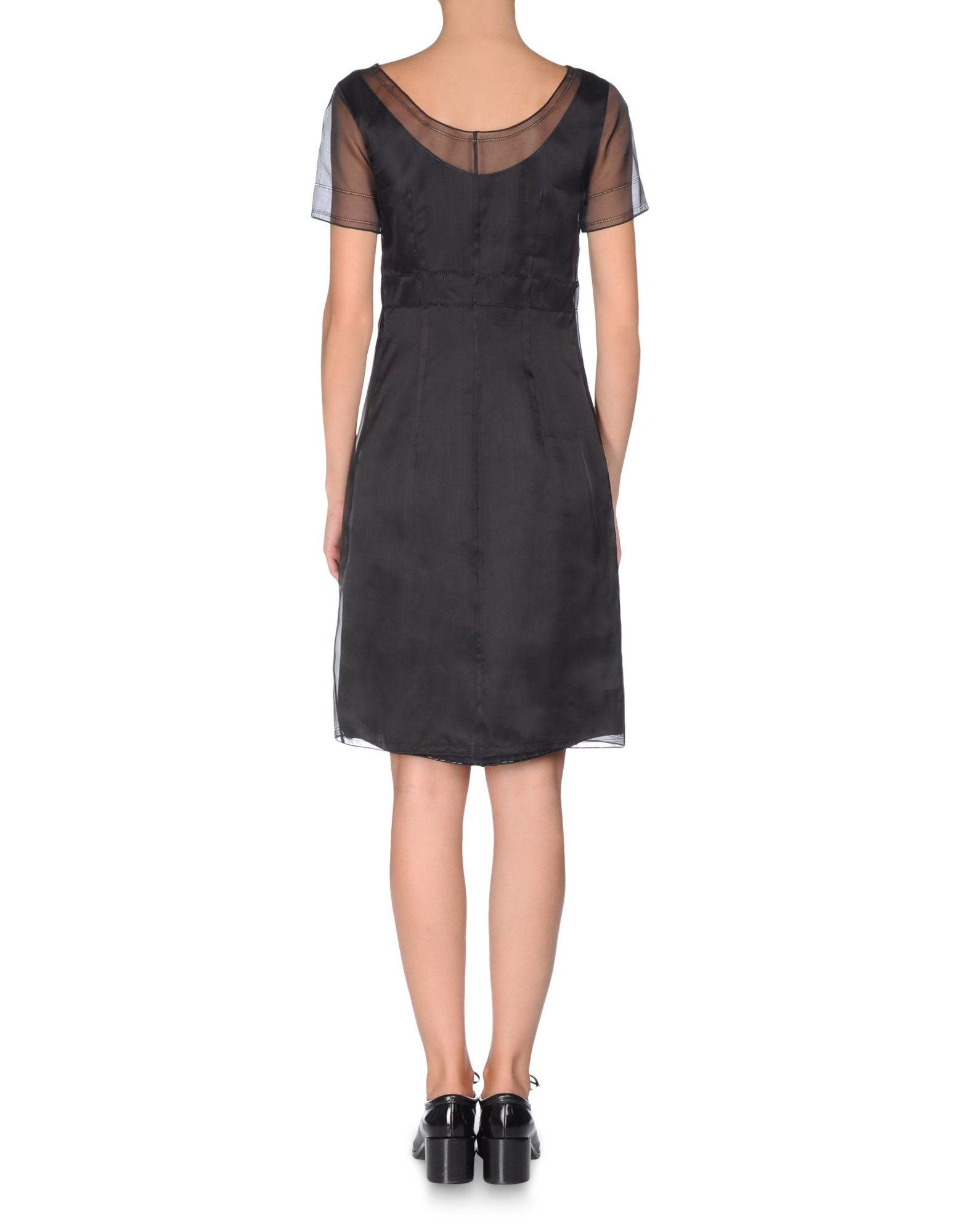 Dress - JIL SANDER NAVY Online Store