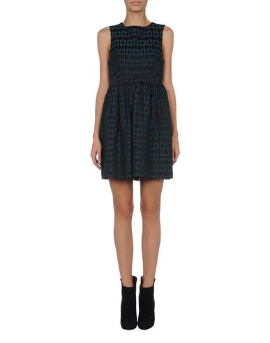 Textured Jacquard Dress