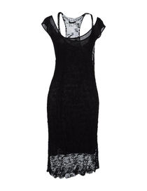 PINKO BLACK - 3/4 length dress