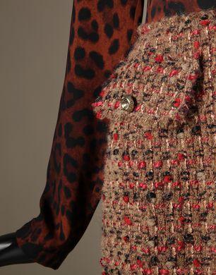 ABITO LONGUETTE MIX AND MATCH - Vestiti longuette - Dolce&Gabbana - Inverno 2016