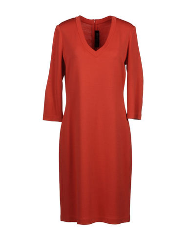 ST. JOHN - 3/4 length dress
