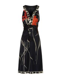 ELIE TAHARI - 3/4 length dress