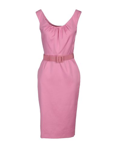 CHRISTIAN DIOR - 3/4 length dress
