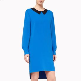 STELLA McCARTNEY, Knee Length, Stretch Cady Duke Dress