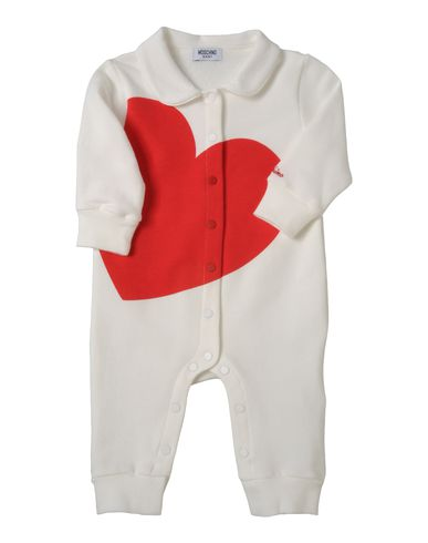 MOSCHINO BABY - Romper suit