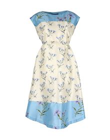 3/4 length dress - SUNO