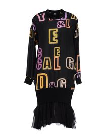 D&G - 3/4 length dress