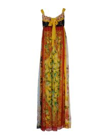 DOLCE & GABBANA - Long dress