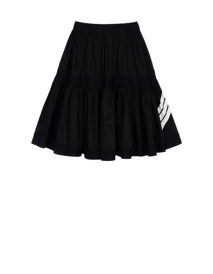 Y-3 Sateen Ruffle Skirt