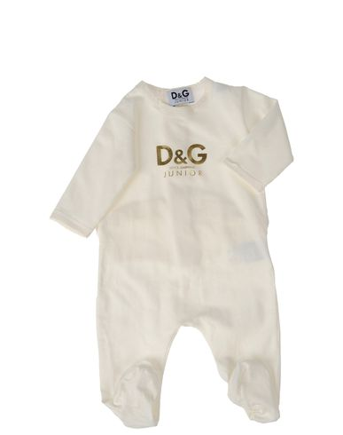 D&G JUNIOR - Romper suit