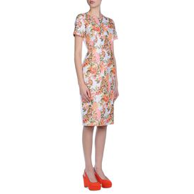 STELLA McCARTNEY, Mini, Robe Ridley en jacquard floral