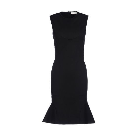 Stella McCartney, Compact Jersey  Sleeveless Dress