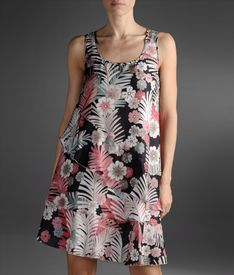 ARMANI COLLEZIONI - Print dress