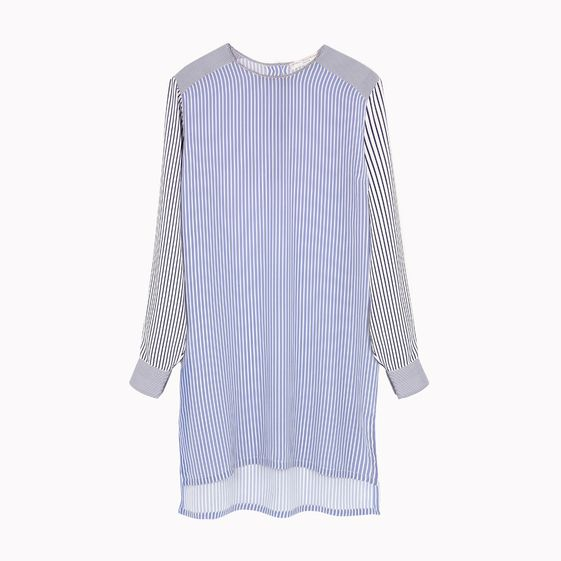 Stella McCartney, Thick Stripe Floyd Dress