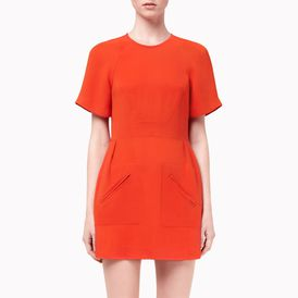 STELLA McCARTNEY, Mini, Mix Cady Elia Dress