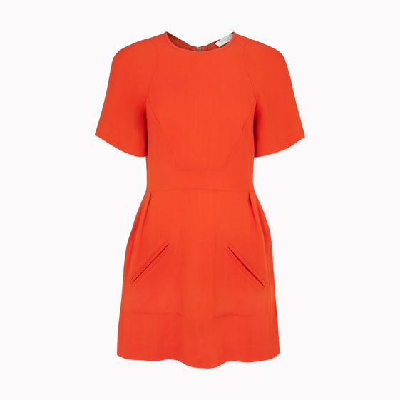 Stella McCartney, Elia Kleid aus Mix-Cady