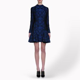 STELLA McCARTNEY, Gown, Deep Egyptian Blue Ramona Dress