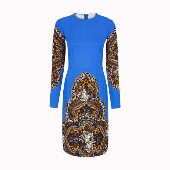 Stella McCartney, Barnes-Kleid mit dekorativem Blumenprint