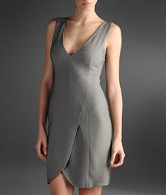 EMPORIO ARMANI - Vestito corto