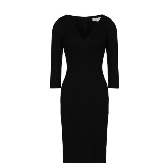 Stella McCartney, Compact Jersey Long Sleeves Dress