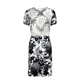 STELLA McCARTNEY, mini, Perry-Kleid mit Blumenprint