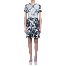 STELLA McCARTNEY, Mini, Robe Perry imprimé floral