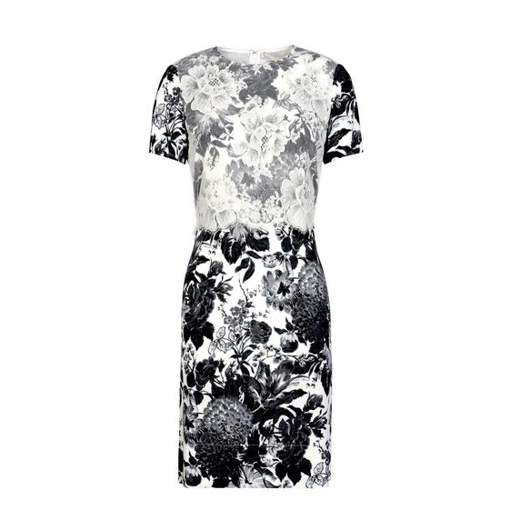 Stella McCartney, Robe Perry imprim floral