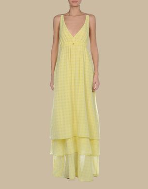 TJ TRUSSARDI JEANS - Long dress