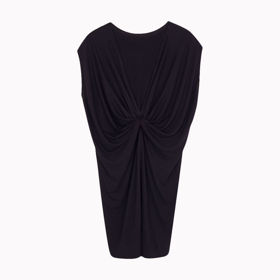 Stella McCartney, Solid Wool Jersey Sleeveless Dress 