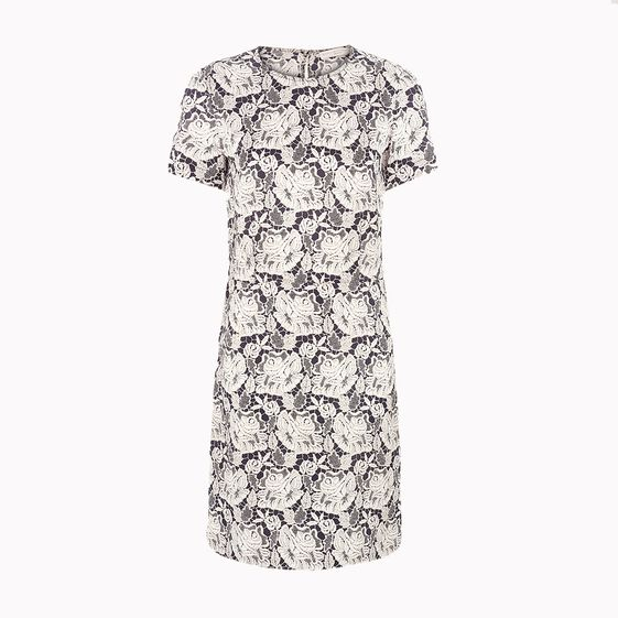 Stella McCartney, Flower Patterned Dress