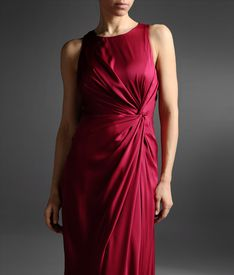 ARMANI COLLEZIONI - Long dress
