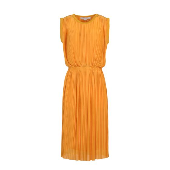 Stella McCartney, Pleated Sleeveless Jersey Dress 