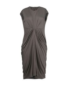 3/4 length dress - RICK OWENS LILIES