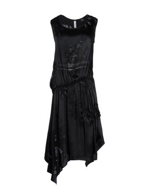 3/4 length dress Women's - HIGH