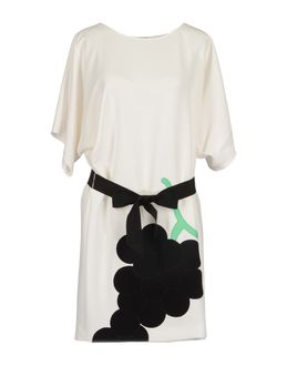 Robes courtes - MOSCHINO CHEAPANDCHIC EUR 225.00
