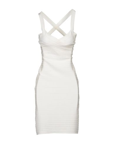 HERVE LEGER - Short dress