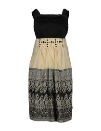 LABORATORIO BY ANTONIO MARRAS - Short dress