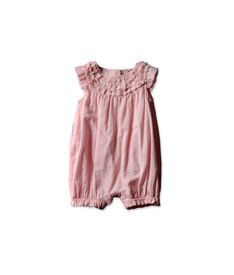 ARMANI JUNIOR - Sleeveless romper