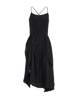 DIESEL BLACK GOLD - 3/4 length dress
