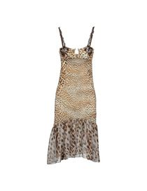 CLASS ROBERTO CAVALLI - Knee-length dress