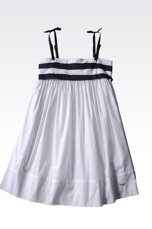 SAILOR STYLE SHORT DRESS: Short Dresses Women by Armani - 1