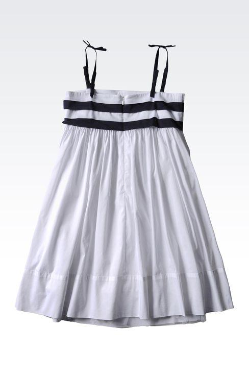 SAILOR STYLE SHORT DRESS: Short Dresses Women by Armani - 2