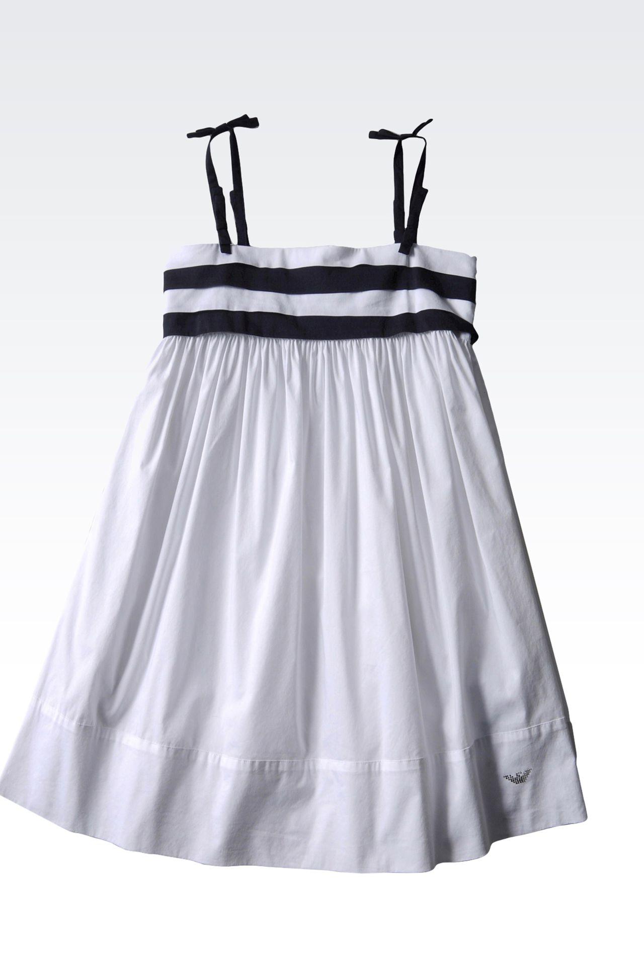 SAILOR STYLE SHORT DRESS: Short Dresses Women by Armani - 0