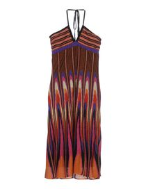 M MISSONI - Wadenlanges Kleid